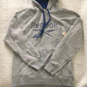 Men's Reebok hoodie sweatshirt, M, NEW